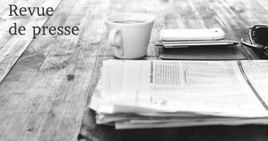Revue de presse Quotidienne